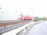 赤い電車.JPG
